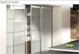 facade de placard de cuisine porte coulissante placard cuisine placards et portes coulissantes