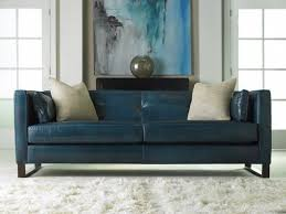 livorno aqua leather sofa livorno aqua leather sofa sofas blue