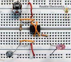circuit diagram for ic timer blinking a led juanribon com when