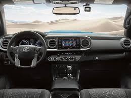 2003 Toyota Tacoma Interior 2017 Toyota Tacoma Road Test And Review Autobytel Com