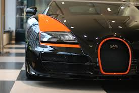 bugatti veyron world record edition one of eight for sale at