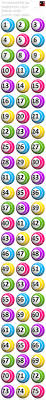 75 bingo balls angled to the left by permissiontoland graphicriver