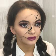 Halloween Makeup With Eyeliner Halloween Makeup Using Eyeliner Popsugar Beauty Uk