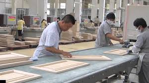 China Kitchen Cabinet Wood Working Inspection In Kitchen Cabinet Factory In China Youtube