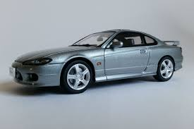 modified nissan silvia s15 nissan silvia spec r s15 1 43 scale diecast model car ebbro