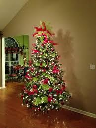 winning deco mesh christmas tree decorating ideas most christmas