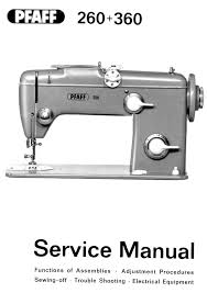 pfaff sewing machine repair manual all about sewing tools