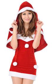 coscommu rakuten global market santa like poncho costume