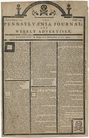 top 10 revolutionary war newspapers journal of the american