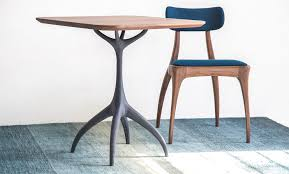 Square Bistro Table Talon Square Bistro Table Products Reeves Design