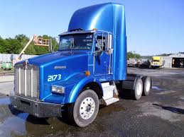kw t800 for sale 2005 kenworth t800 tandem axle day cab tractor for sale by arthur