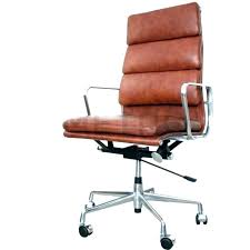 brown leather armless desk chair brown leather desk chair home rustic vintage soft brown leather desk