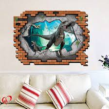 3d dinosaur kids wall stickers art u0026 craft online store