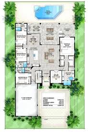 house plans with pool home plans with guest house house plans with interior courtyard