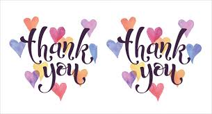 free thank you cards free card templates free premium templates