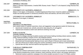 Sample Resume Harvard by Harvard Business Resume Format Furthermore If Any Of You