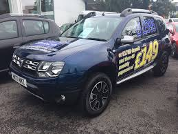 renault duster 2013 used dacia duster diesel for sale motors co uk