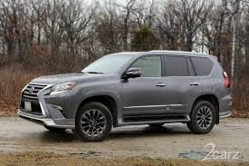 lexus large suv 2017 lexus gx 460 luxury review web2carz