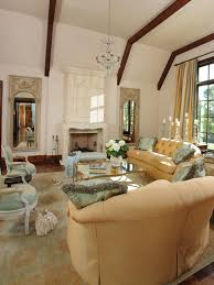 living room french country decorating ideas cottage hall style