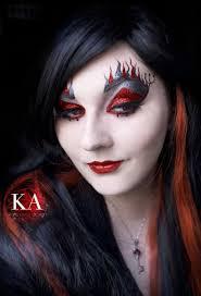 last minute halloween makeup devil halloween makeup ideas for perfect halloween look a diy