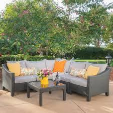 sunbrella patio furniture you u0027ll love wayfair