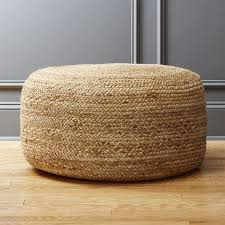 Pouf Coffee Table Modern Coffee Tables Cb2