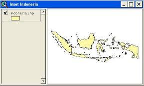 fungsi layout peta dalam sig adalah menambahkan inset peta arcview tutorial
