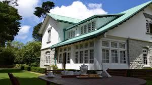 brockenhurst bungalow nuwara eliya sri lanka youtube