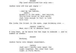 jackie u0027s screenwriter walks us through the stories that inspired