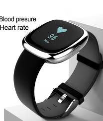 blood pressure bracelet iphone images Heart rate pulse monitor smart band sleep fitness tracker blood jpg