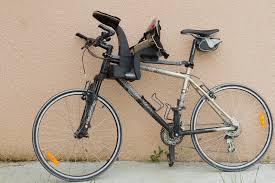 siege velo avant test du porte bébé vélo weeride k luxe matos vélo actualités