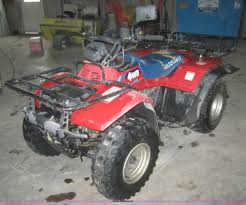 1991 suzuki quad runner atv item b5567 sold december 6