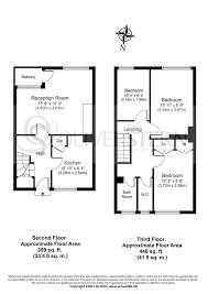 Maisonette Floor Plan Whitethorn Street London E3 3 Bedroom Maisonette For Sale