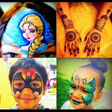 best face painters in stockton ca