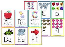 printable alphabet letter cards alphabet flashcards wall posters confessions of a homeschooler