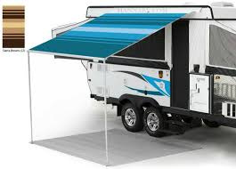 carefree of colorado 981575200 4 meter campout pop up tent trailer