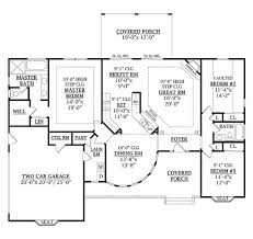 bold design single story open floor plans over 4 000 13 one 5