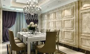 European Style by European Style Dining Room Wall Ideas 3d 3d House