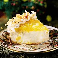Christmas Cheesecake Decoration - to die for cheesecake recipes southern living
