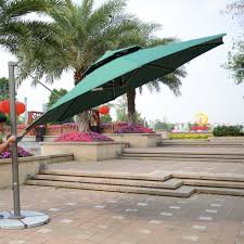 Patio Umbrellas Ebay by Large Patio Umbrella Icontrall For
