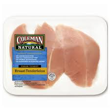 fresh breast coleman fresh turkey breast tenderloins coleman
