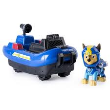 paw patrol u2013 chase u0027s transforming sea patrol vehicle walmart canada