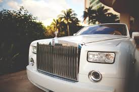 phantom car rolls royce phantom car luxury exotic white palm front hd wallpaper