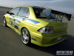 eclipse mitsubishi fast and furious fast and furious does any guy not like it