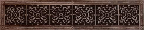 Decorative Wall Return Air Grille Decorative Grille Vent Cover Or Return Register Made Of