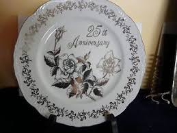 25th anniversary plate royal crown japan 25th anniversary plate arnart imports ebay