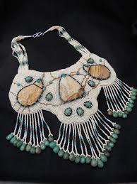 beading necklace lengths images Choctaw keith jpg
