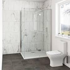 Easy Clean Shower Doors Mode Cooper Premium 8mm Easy Clean Shower Enclosure Clean Shower