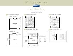 mattamy homes plan 5 house design plans