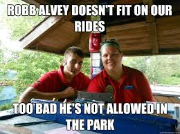 Six Flags Meme - going to take you up 85 ft you don t care cedar point ride